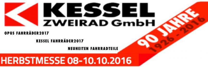 Herbstmesse 2016 Fahrradgroßhandel